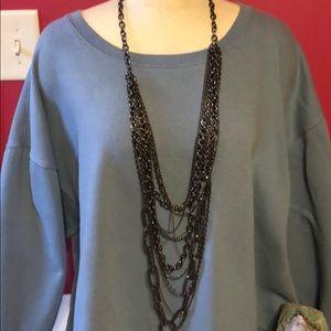 3/$12 14-Strand Necklace